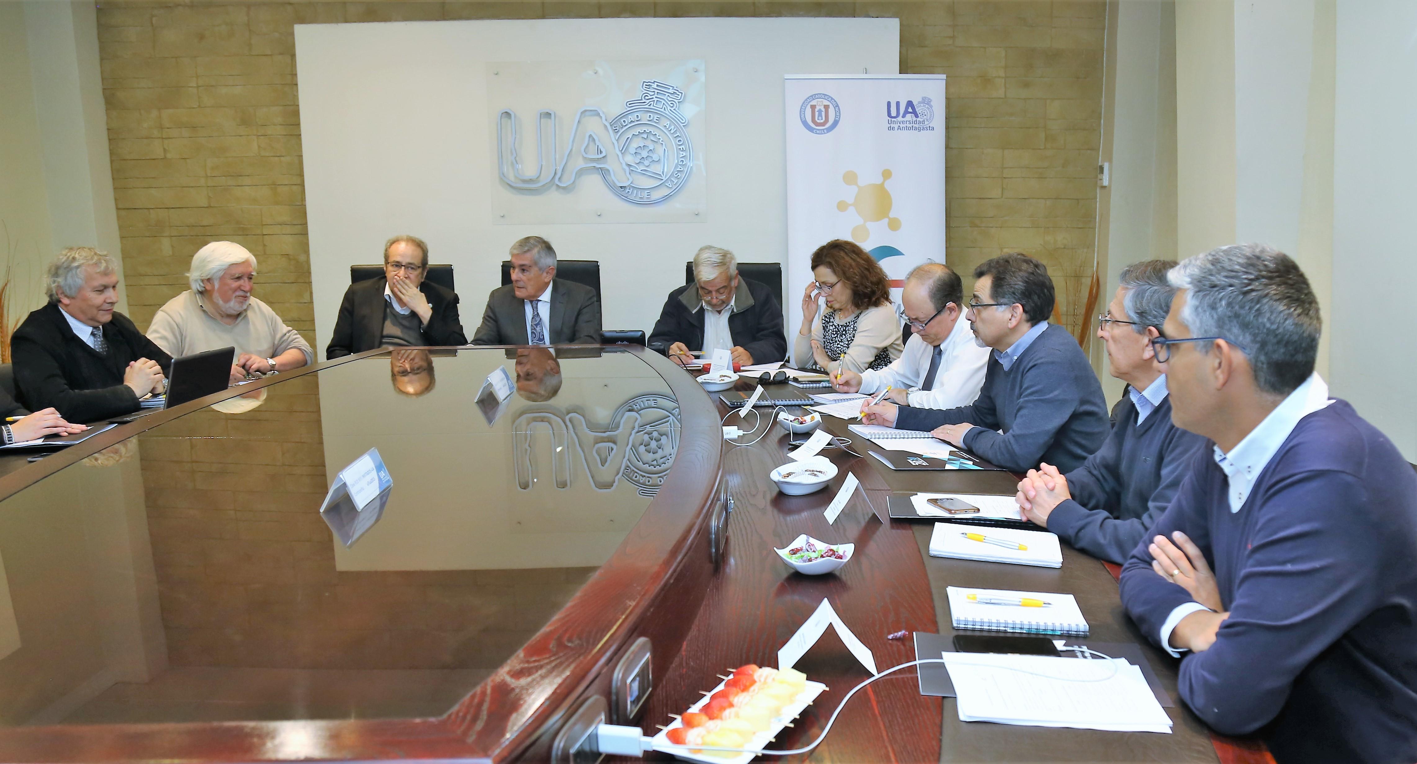 Directorio Estratégico de Consorcio Heuma se reunió en una nueva sesión