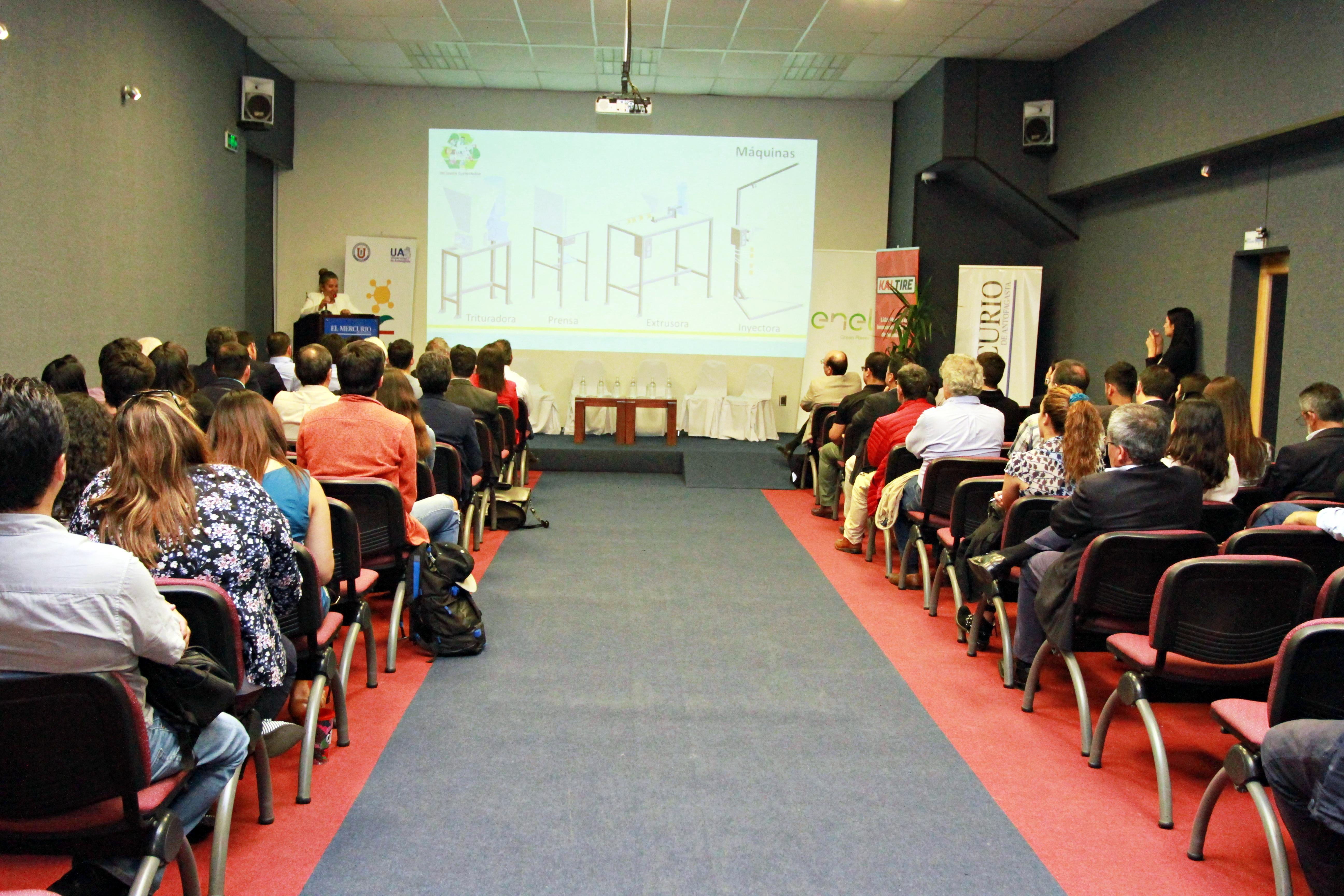 Consorcio Heuma realizó seminario sobre reciclaje y economía circular