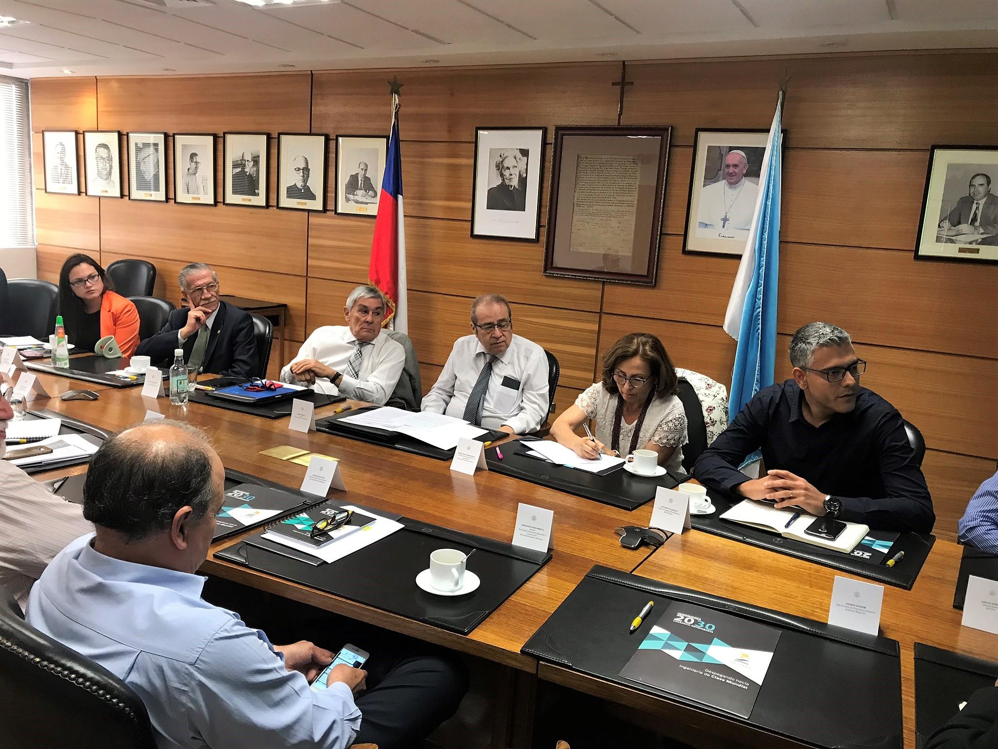 Presentan balance del primer año del Consorcio Heuma en sesión de Directorio Estratégico