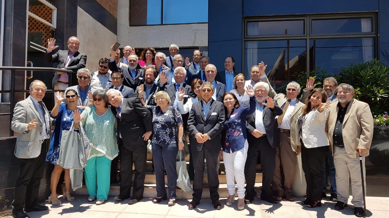 Decanos de facultades de ingeniería del país participaron en XXXI asamblea ordinaria de CONDEFI