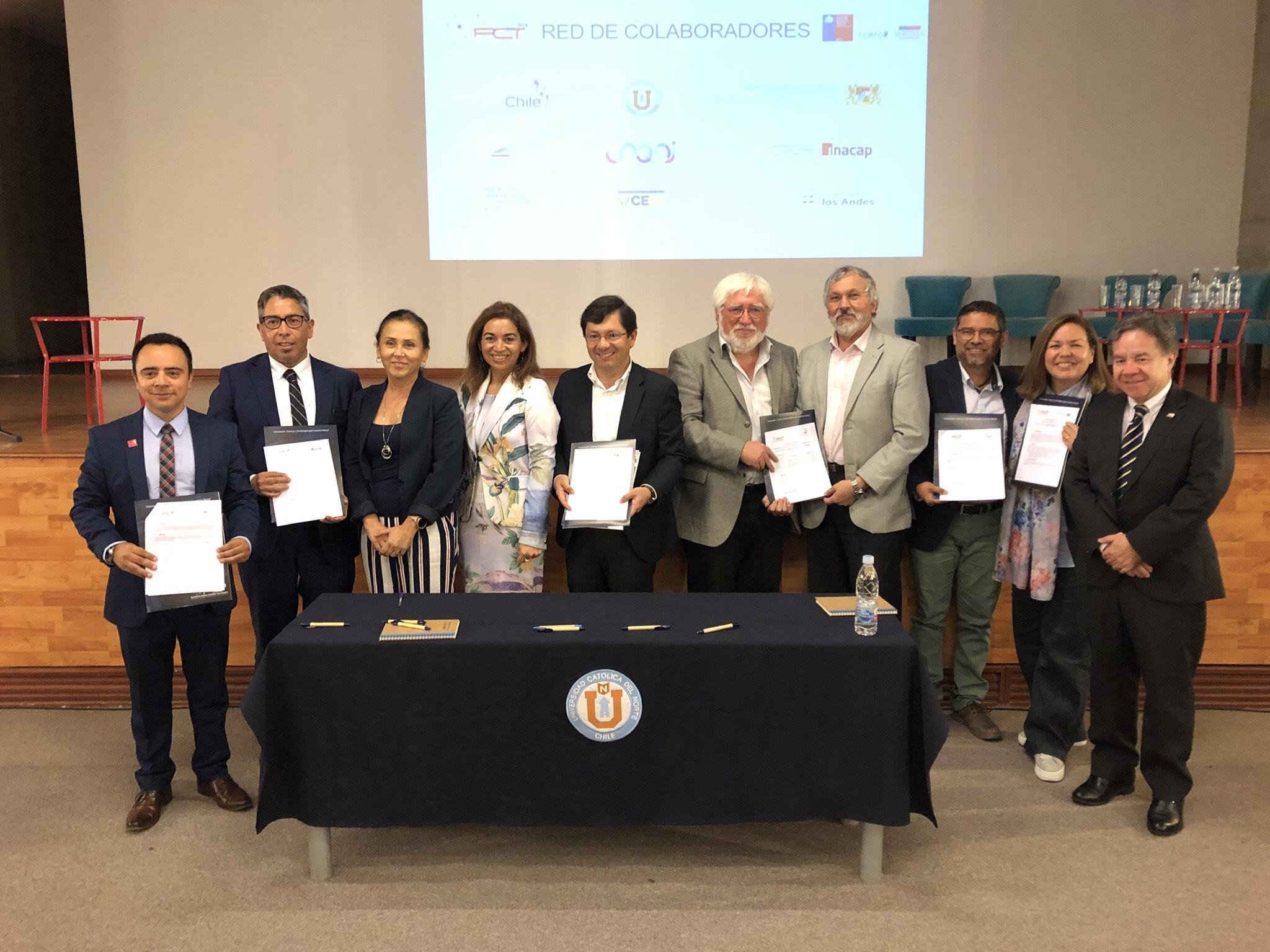 HEUMA Ingeniería 2030 se suma a la firma de convenio de la red de colaboradores del programa Makipuray