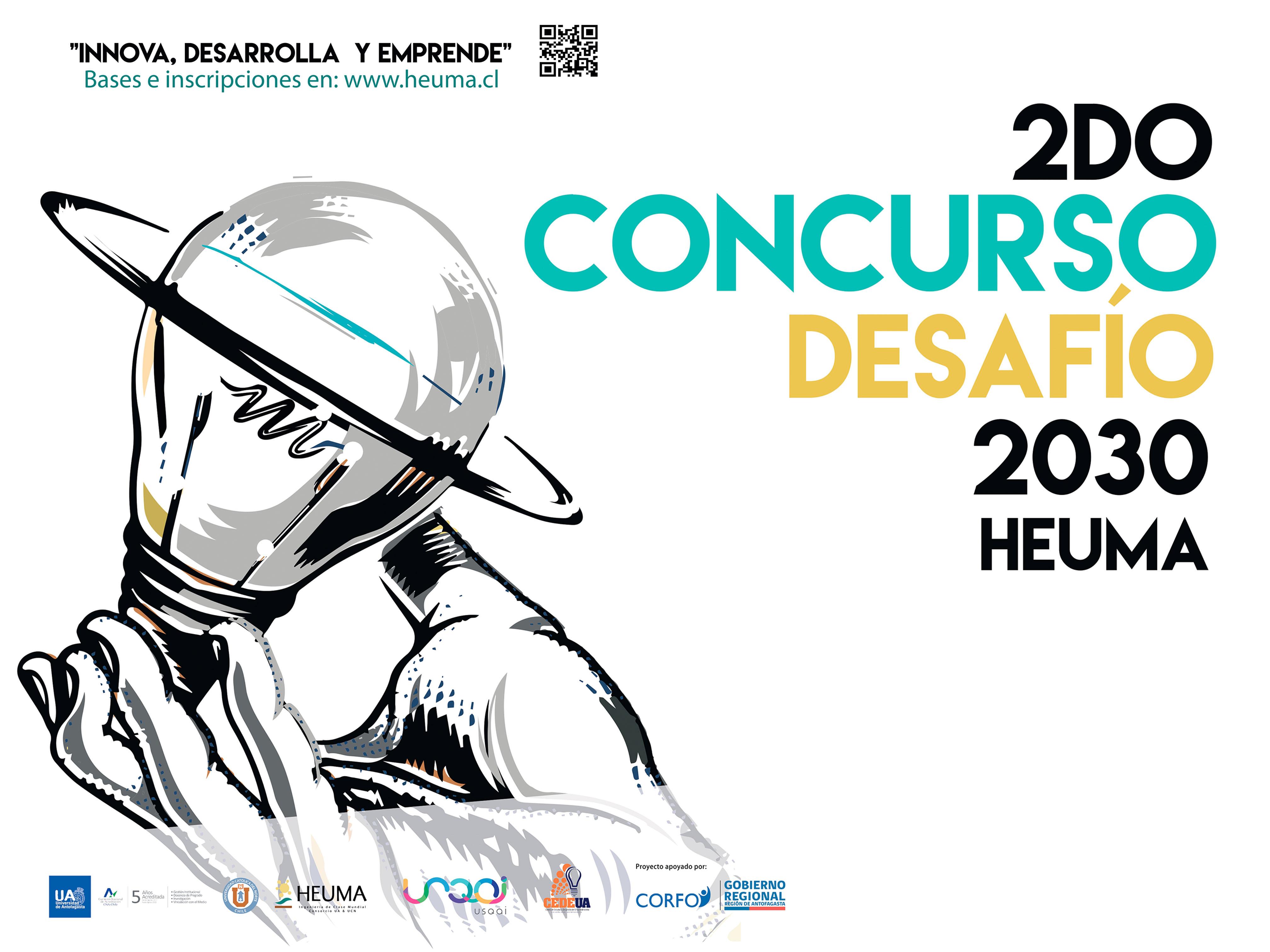 Participa en el 2do Concurso Desafío 2030 HEUMA