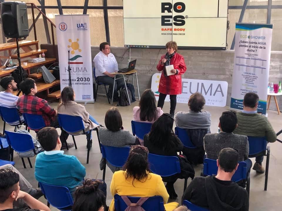Semana de la Innovación Universitaria se tomó el ecosistema de emprendedores en Antofagasta