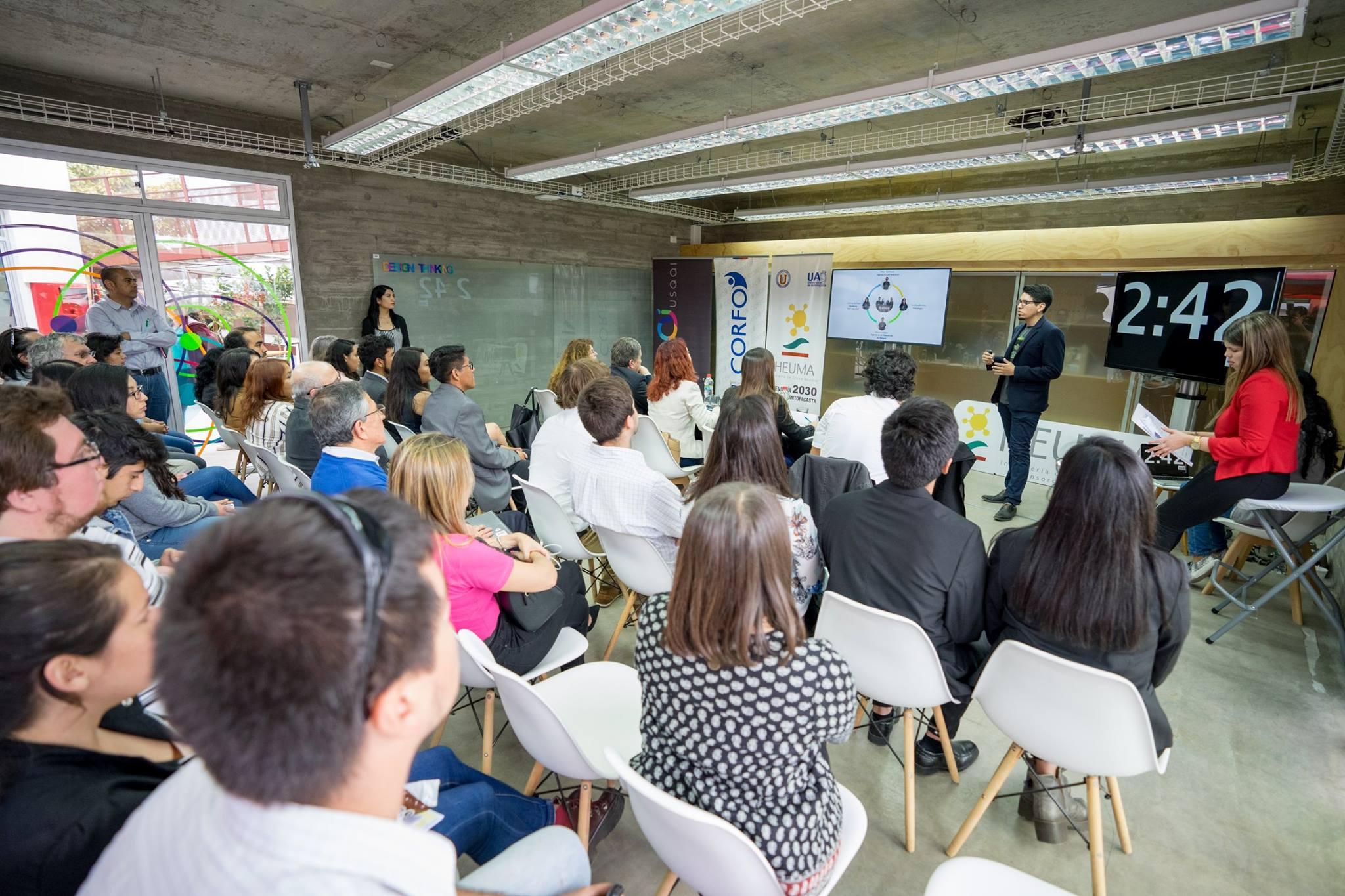 Entérate acerca de los talleres formativos para seleccionados del 2do Concurso Desafío 2030 HEUMA