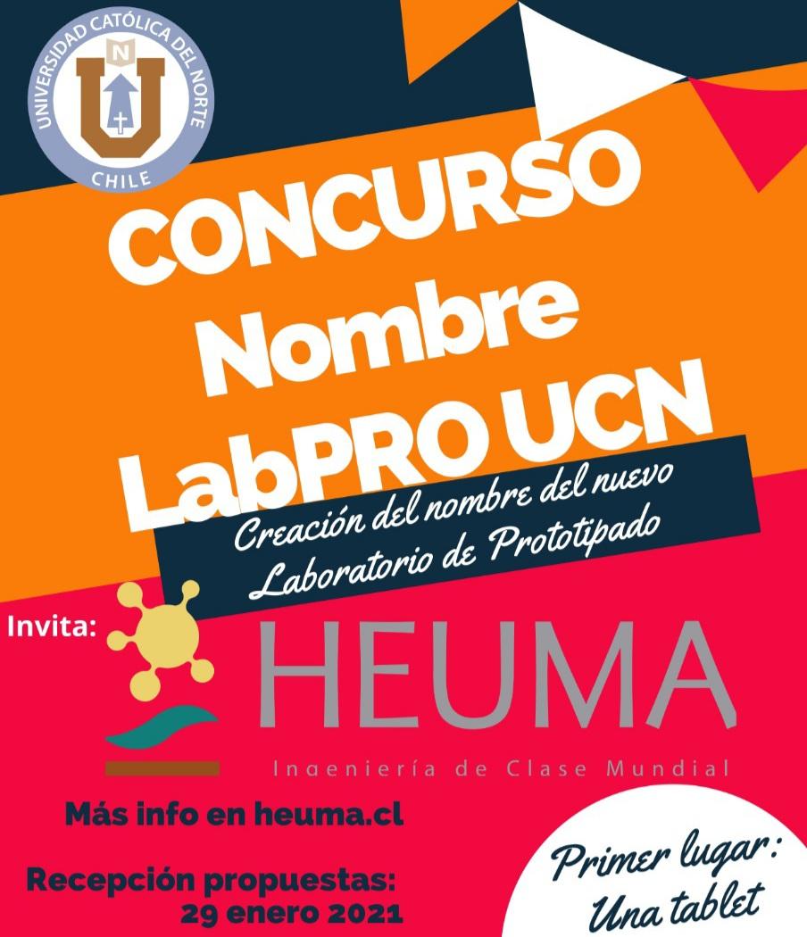 Concurso Nombre LabPRO-UCN